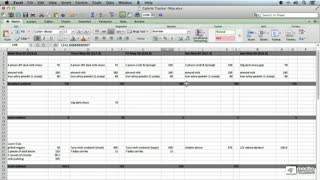 13. Copying and Pasting Data