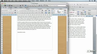 4. Opening, Saving and Closing Documents