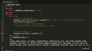 23. Externalizing JavaScript