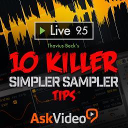 Live 9 30610 Killer Simpler Sampler Tips Product Image