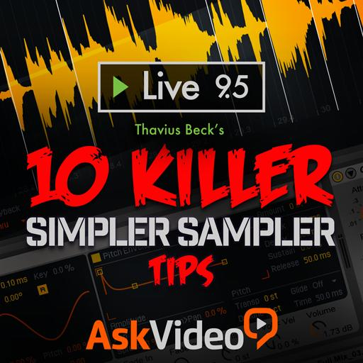 10 Killer Simpler Sampler Tips Tutorial Online Course
