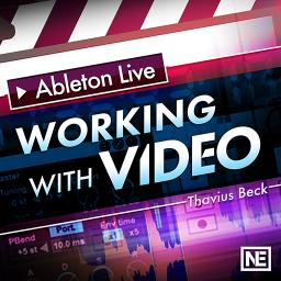 Ableton Live FastTrack 401 Working With Video Product Image
