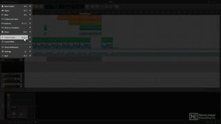 30. Exporting the Arrangement