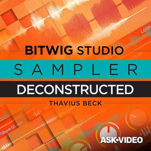 Bitwig Studio 203: Sampler Deconstructed