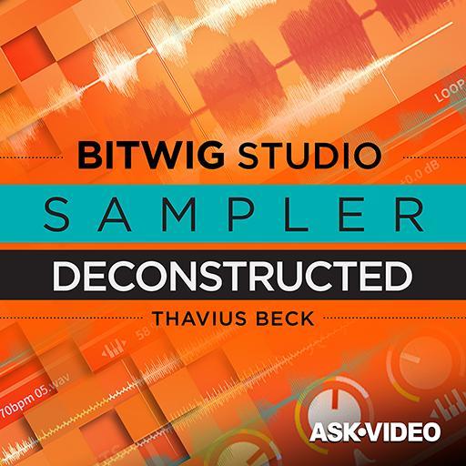 Bitwig Studio 203: Sampler Deconstructed