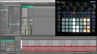 13. Circuit as a MIDI Chord Generator