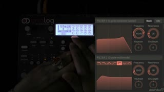 14. Creating a Bass Sound (Filter)