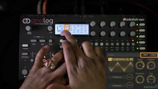 16. Creating a Lead Sound (LFO)