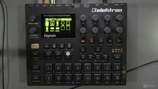 Elektron 105: Digitakt Drums Explored - Preview Video