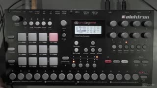 Elektron 106: RYTM: Perform and Produce - Preview Video