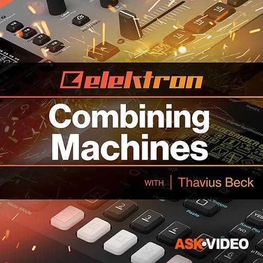 Elektron 301: Elektron 301 - Combining Machines