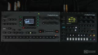 19. Digitone Sequence Audio Tracks