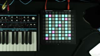15. Controlling a Synth