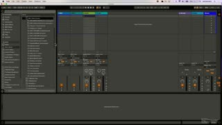 Ableton Live FastTrack 402: Max For Live Video FX - Preview Video