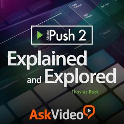 Push 2 101Explained and Explored Product Image