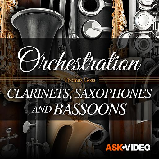 Orchestration 104: Clarinets, Saxophones and Bassoons
