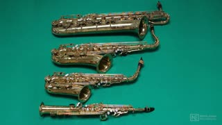 11. Introduction to the Saxophone