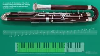 19. Introduction to the Contrabassoon