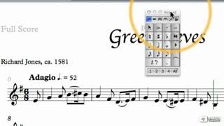 14. Note Input Using Keyboard Panel