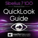 Sibelius 7 100 - QuickLook Guide