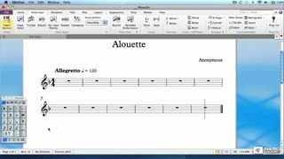 10. Overview of Sibelius Tutorials on MPV