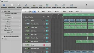 18. Bouncing Stems for Mixdown