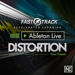 Ableton Live FastTrack 301 Distortion Product Image