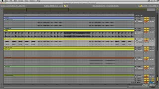 33. Recording Arrangement Automation
