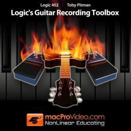 Logic 402 Logic's Guitar Recording Toolbox Product Image