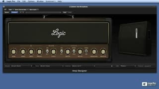 Logic 402: Logic's Guitar Recording Toolbox - Preview Video