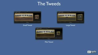 11. The Tweeds