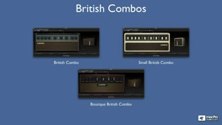 14. The British Combos