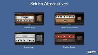 15. British Alternatives