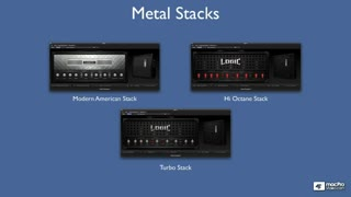 16. The Metal Stacks