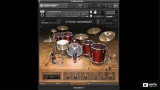 ni studio drummer tutorial