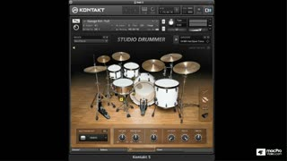 Native Instruments 202: Studio Drummer Explored - Preview Video