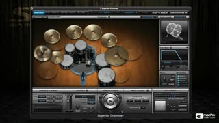 Superior Drummer 3 + Regroover = Awesome! : macProVideo com