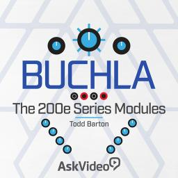 Buchla 101 The 200e Series Modules Product Image