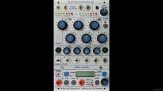 12. 206e Mixer/Preset Manager