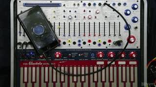 19. Aux Audio Input Envelope Detector