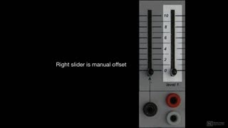 3. Sliders, Switches and Knobs