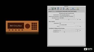 54. PLC when Monitoring External MIDI Thru a Mixer