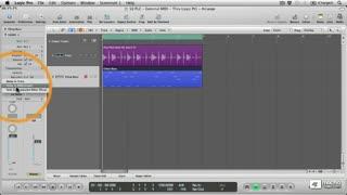 55. PLC when Monitoring External MIDI Thru an Aux