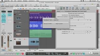 63. PLC when Recording Audio