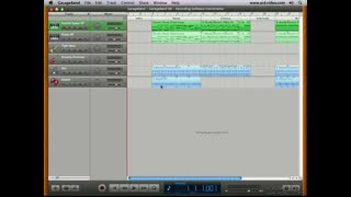 16. Recording Software Instruments