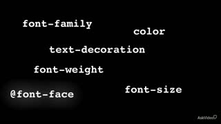 HTML & CSS 103: Fonts and Color  - Preview Video