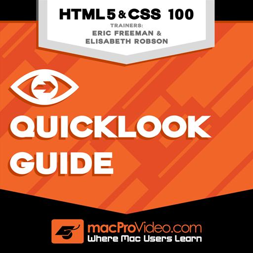 HTML & CSS 100: Quicklook Guide